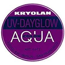 KRYOLAN maquillaje Aquacolor 8 ml púrpura de neón