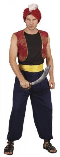 Ali Baba Kostüm - Aziz Orient Kostüm Herren Fasching