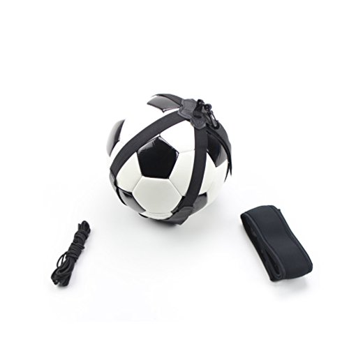 Firelong Football Kick Trainer Solo Practice Equipment Trainer Control and Skills Training Aid