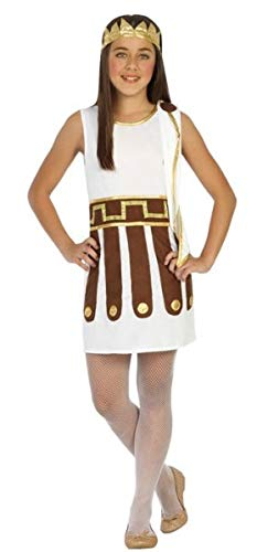 Fancy Me Mädchen Römischer Gladiator Weltbuch Tag Woche Karneval Kostüm Outfit (Römische Gladiator Outfit)