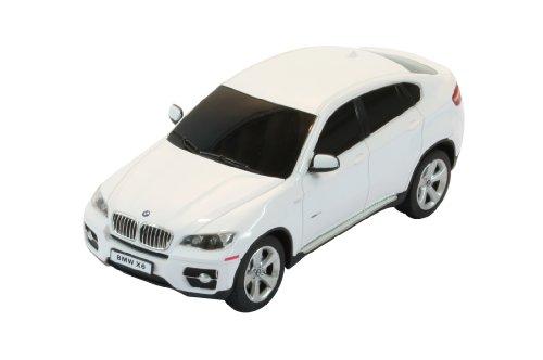 jamara-404026-bmw-x6-veicolo-scala-124-bianco