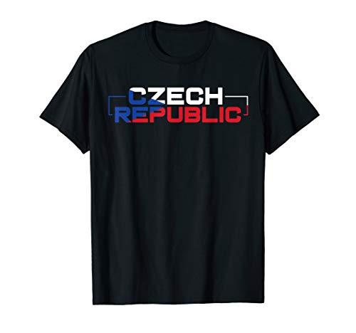 Tschechien T-Shirt tschechisch Prag