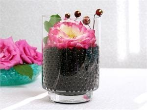 Black Water Pearls by Vasefill