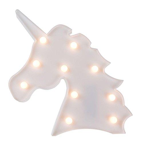 Lampada Led Unicorno