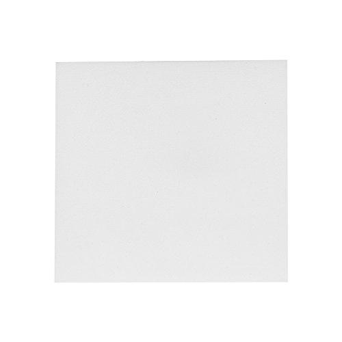 Aibecy 210* 200* 3mm isolante termico letto lenzuolo in cotone cotone temperatura conservazione per stampante 3d anet a6a8tevo wanhao i3creality cr-10cr-10s 220mm * 220mm