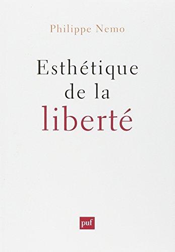 Esthétique de la liberté