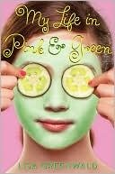 Book cover for My Life in Pink & Green