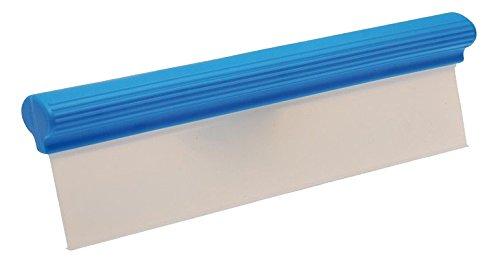 BGS 8855 , Silikon-Wasserabzieher , 300 mm , flexibler Abzieher für Bad, Autowäsche, Fenster etc. -