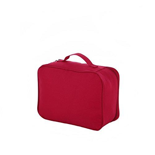 Rada Packhilfe CU/2 Kofferorganizer in verschiedenen Farben (schwarz) schwarz