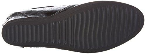 Kennel und Schmenger Schuhmanufaktur Liberty, Scarpe Con Piattaforma Donna Nero (Schwarz (black Sohle schwarz 450))