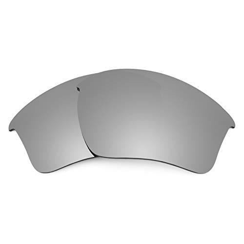 Revant Ersatzlinsen für Oakley Half Jacket 2.0 XL Titanium MirrorShield®