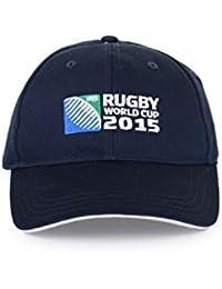 RWC 2015 - Casquette de Rugby à Logo Marine