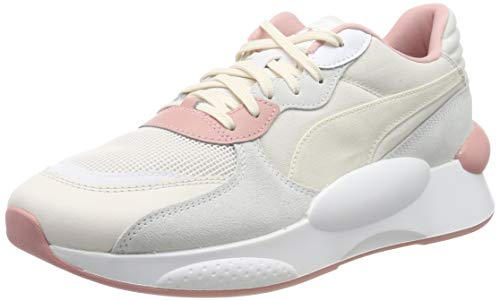 PUMA RS 9.8 Space, Zapatillas Unisex Adulto, Pastel Parchment White, 45 EU