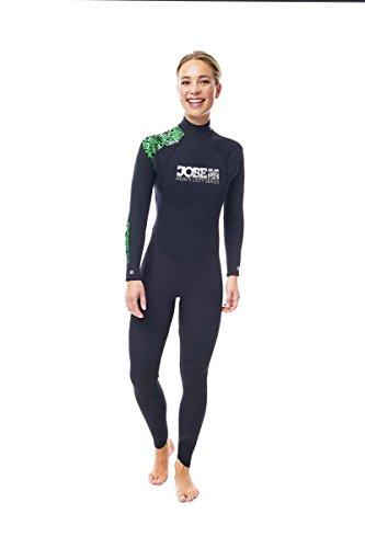 Jobe Damen Neoprenanzug Heavy Duty 3/2.5MM Wetsuit Black/Green 3XL