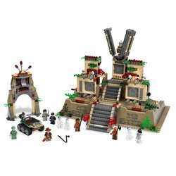 Lego® Indiana Jones Temple Of The Crystal Skull Picture