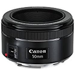 Canon Objectif EF 50 mm f/1.8 STM