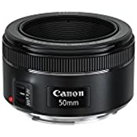 Canon EF 50mm f/1.8 STM - camera lenses
