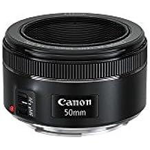 Canon EF 50mm f/1.8 STM - Objetivo