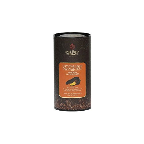 East India Company Orange Peel Enrobed in Chocolate (150g)