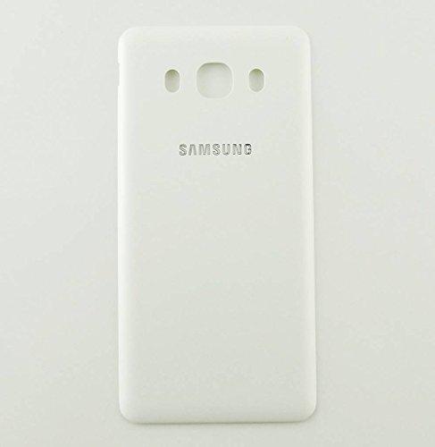 Original Samsung Akkudeckel white / weiß für Samsung J510F Galaxy J5 (2016) - (Akkufachdeckel, Batterieabdeckung, Rückseite, Back-Cover) - GH98-39741C