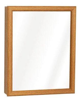 zenith-products-oak-finish-swing-door-medicine-cabinet