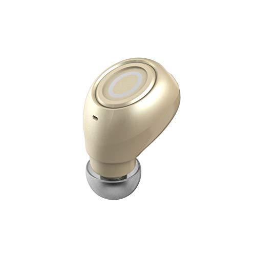 Bluetooth Headset Wireless Extra Lange Standby Universal Sport Business Mini Unsichtbare Bluetooth 4.1,E Multi-line Wireless Headset