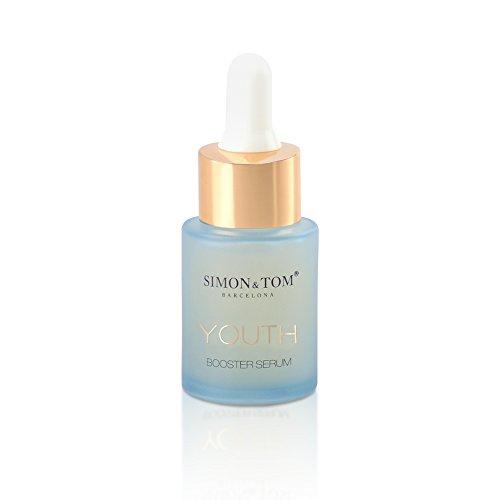 Simon & Tom Serum Facial Antiarrugas y Antienvejecimiento - Previene las primeras arrugas e Hidrata 20ML