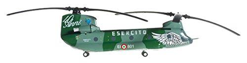 Herpa 556781 - Italian Army Boeing Vertol CH-47C - EI-801 Flugzeug, 26° Gruppo Squadroni ' Preisvergleich