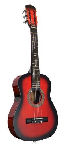 81,3cm Zoll 1/2halbe Größe schwarz Kinder Spielzeug Gitarre & directlycheap (TM) transluzent blau Medium Gitarre Plektrum