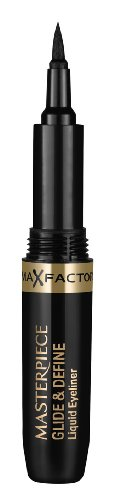 Max Factor Masterpiece Glide & Define Eyeliner 01 Black, 1er Pack (1 x 1 ml)