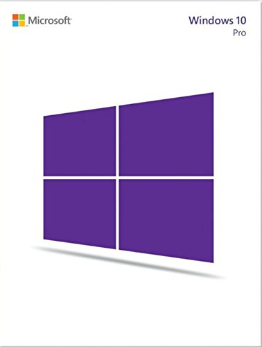 Windows 10 Professional - OEM - Clé d'activation pour 32 / 64 Bit