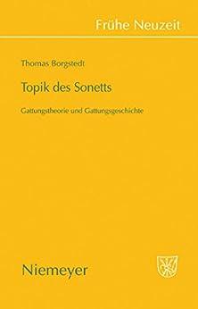 Topik des Sonetts (Frühe Neuzeit)