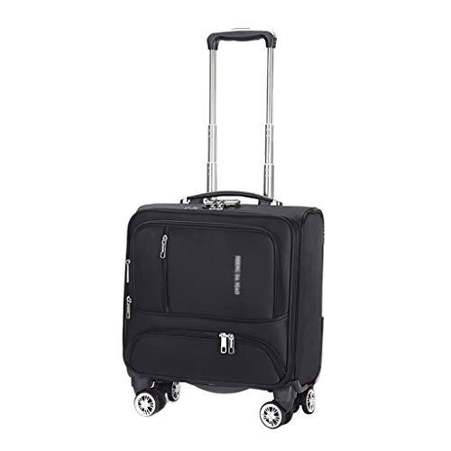 Carrello Porta Laptop Trolley da Viaggio Valigetta per Notebook Rotante Contour Balance Borsa per Notebook A Tracolla Compatta Overnighter 39 * 25 * 45cm * 33l 4 Colori