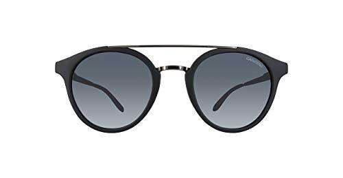 CARRERA Sonnenbrille CARRERA123/S Herren Rund Sonnenbrille 49, Schwarz