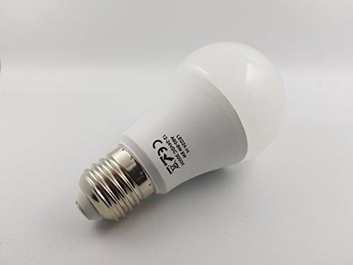 Kühlschrank Birne 15w Led : Action e27 12 24 volt 12v 24v led birne 8w warmweiß glühbirne