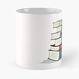 Book Lovers Books Cannot Gifts For Readers - Coffee Mug Tea Cup Gift 11oz Mugs The Best Holidays.