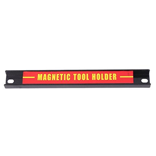 """ybvyd 8\""""12\"""" 18\""""Magnetische Werkzeughalter Bar Organizer Lagerregal Schraubenschlüssel Zangenmesser"""