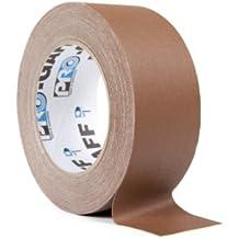 ProTapes/Permacel PROGAFF4825BR - Cinta adhesiva de tela, color marrón