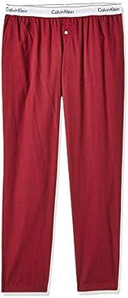 Calvin Klein Jeans Women's SLEEP Pants, Purple (Raspberry Jam Heather RJH), Me