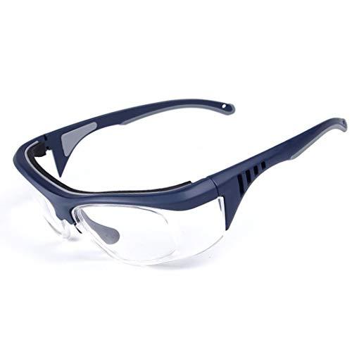 Cradifisho XQ polarisierte Schutzbrille Anti-Shock Schutzbrille mit Transparenten...