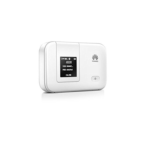 Hotspot Pocket (Huawei Technology Ltd - HUAWEI E5372s-32 4 G 150Mbps LTE Kat 4 Pocket Mobile WiFi Hotspot)