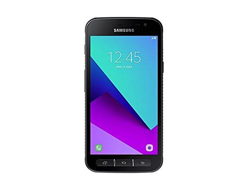 Samsung Galaxy Xcover 4, Smartphone, Black, 16 GB Espandibili [Versione Italiana]