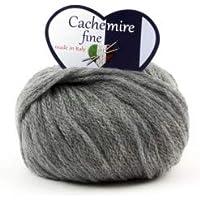 woolove Cachemire Fine 63% Lana Merino Extra Fine 27% Cachemire 10%  Poliammide. 5d716b428850
