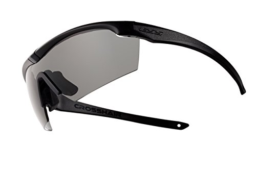 c797eea962 Ess Gray Safety Glasses, Anti-Fog, Scratch-Resistant, Wraparound by ESS