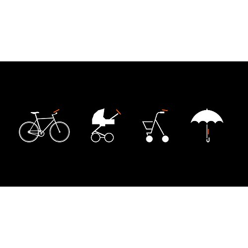 Rubberman Universal Fahrrad Smartphone-Halterung - 9