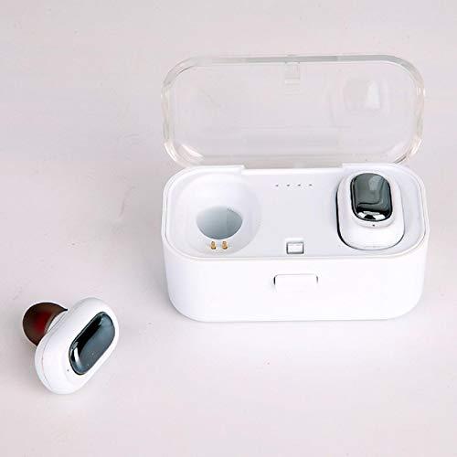 GreatFunWireless Bluetooth 5.0 Kopfhörer tragbare Stereo-Sport-Kopfhörer-Sport-Kopfhörer mit Mikrofon für iPhone Samsung HTC Lg und andere Bluetooth-Geräte Htc-stereo