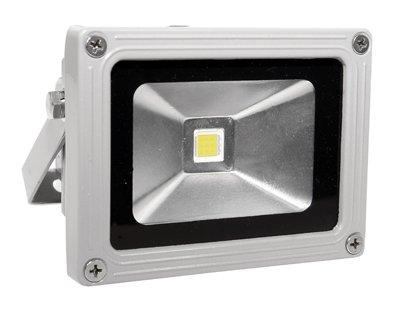 LED Fluter 10W Flutlicht Strahler Aussen Kaltweiß Außenleuchte IP65 Wandleuchte von GOLIATH bei Lampenhans.de