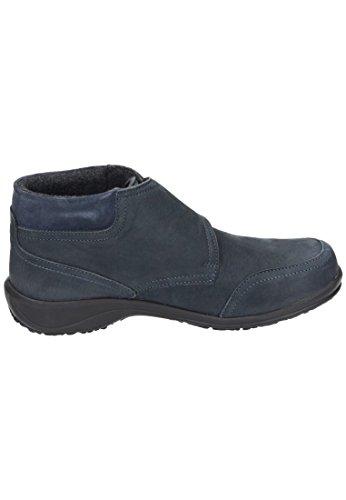 CUSHY Dr.Brinkmann Damen Halbschuhe, Stiefel, blau, 990809-5 blau