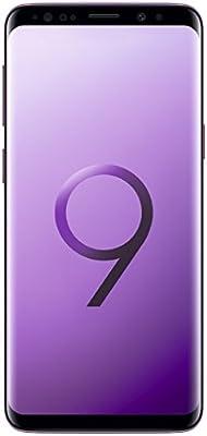 "Samsung Galaxy S9 64GB 5.8"" 12MP SIM-Free Smartphone in Lilac Purple"