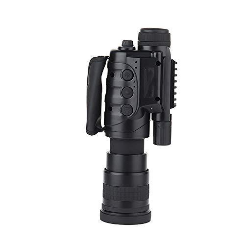Hengyuanyi Digitales Nachtsichtgerät Binokular 6x-8x mit digitaler Zoom-Funktion, zuschaltbarer Infratotbeleuchtung, großem Display, Aufnahmefunktion NV-760D